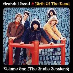 Grateful Dead - Birth of The Grateful Dead Vol. 1 Studio Sessions 2 Record Set- With their very first San Francisco gigs and studio recordings when they were locally known as The Warlocks, the historical importance of these debut sessions would soon become a blueprint for the music world as the Grateful Dead would become one of the band's and biggest concert attractions of all time. #sunshinedaydream #hippieshop