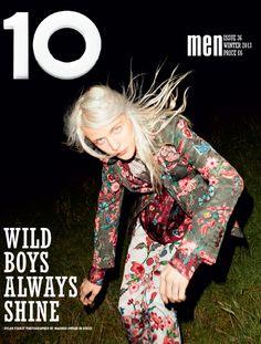 10 Men #36: Winter 2013 Dylan Fosket by Magnus Unnar