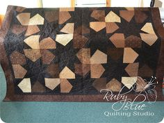 Ruby Blue Quilting Studio: Custom Quilting