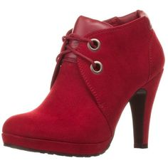 Anna Field High heeled ankle boots ($46) ❤ liked on Polyvore