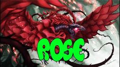 Rose petals are falling from the sky! In this rose deck contains rose themed cards & also has the theme of stealing opponent's monsters with cards like Mark . Youtube Banners, Falling From The Sky, Rose Petals, Bowser, Make It Yourself, Videos
