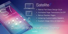 Satellite7 v2.7 – Retina Multi-Purpose WordPress Theme
