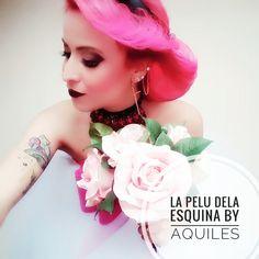 La Pelu De La Esquina by Aquiles  143 Coleccion novia actual