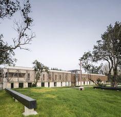 Galería de CFT ARAUCO DUOCUC / GDN Architects - 10 Chile, Mexico, Mansions, House Styles, Home Decor, Architecture, Architects, Fotografia, Wedge