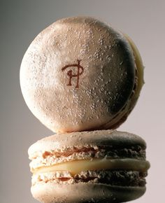 Macarons Pierre Hermé.....you went to France to study  with Pierre before the patisserie opened!