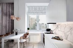 Apartment for Julia on Behance Elegant Woman, Table, House, Furniture, Behance, Home Decor, Decoration Home, Home, Room Decor