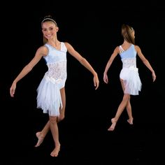 Ballet, Contemporary & Lyrical Dance Costumes : Say Something