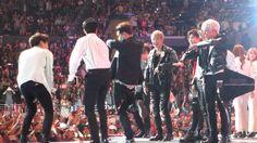 KCON LA 2016 Day 2 Ending Twice Astro Monsta X Eric Nam Amber Davichi TT...