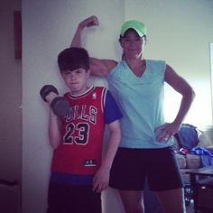Finding your POWER with healthy living | Workout Mommy