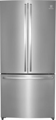 Electrolux 524 L Frost Free French Door Bottom Mount Refrigerator Stainless Steel Ehe5200sa Refrigerator Buy French Doors Stainless Steel Refrigerator