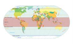 Trópicos serão as primeiras vítimas do aquecimento global, segundo estudo