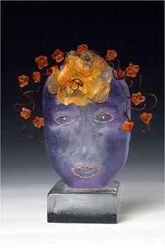 Jan Kransberger | Art Glass Sculpture