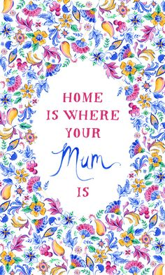 Mother's Day '13 Tea Towels by Charis Harrison, via Behance