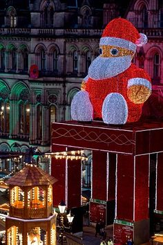 Manchester's Christmas market is just one of its pulling points, and the city has recently been named as one of the top cities to visit in the world next year