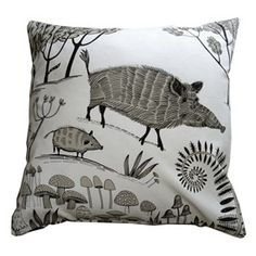 Cushion by Lush Designs
