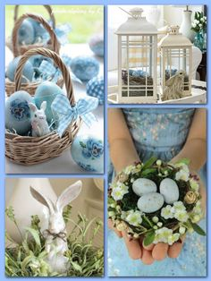 K.E. 27032016 Pasen / Easter pastels with blue