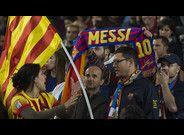 """Martino: """"Messi no se defiende con la boca, lo hace con el fútbol"""""""