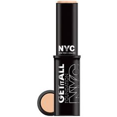 NYC New York Color Get It All Foundation, 0.24 oz