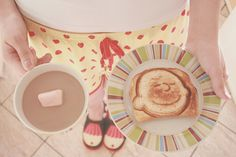 Breakfast: chocolate, marshmallow and charlie brown by Honey Pie! on Flickr.