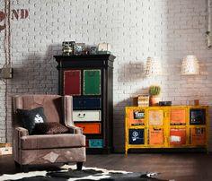 Découvrez un large choix de meubles vintage sur Sofactory ! Deco Scandinave,  Meuble Vintage, 1b9b01e5999b