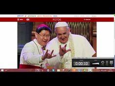 curiosidades ocultas: Papa Faz Saudação A Satanas EM 2015