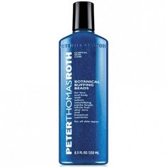 Botanical Buffing Beads PETER THOMAS ROTH Peter Thomas Roth, Shampoo, Make Up, Personal Care, Skin Care, Beauty, Bottle, Skincare Routine, Products