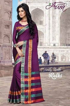 SOLD OUT code:ed purple Price:2999/- New Catalogue, Endless Love, Happy Shopping, Blouse Designs, Love Story, Cool Designs, Sari, Elegant, Purple