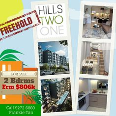 Hills TwoOne (Hills 21) is a rare Freehold residential project brought to you by Macly Assets Pte Ltd and is located at 21 Hillview Terrace, in District 23 of Singapore. It is just a stone throw away from fully sold-out project Natura @ Hillview, which is