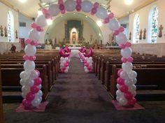 Arco en iglesia