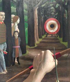 Kundst (Pyke Koch (NL 1901-1991)  The Archery Contest...)