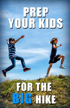 Prep your kids for the big hike: tips on making your children's first hiking experience a great one Hiking With Kids, Geocaching, Trekking, Your Child, Backpacking, Parenting, Activities, Adventure, Big