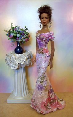 """Monet's Pretty Rose #2""  