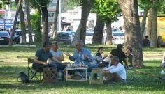 türkish people, török emberek, piknik, istanbul, isztambul http://istanbul.blog.hu/2016/03/08/isztambul_halado_turistaknak
