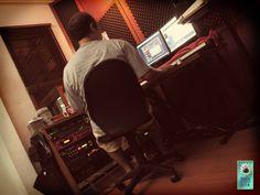 Home Recording studio Recording Studio, Tv On The Radio, Rec Rooms, Music Studios