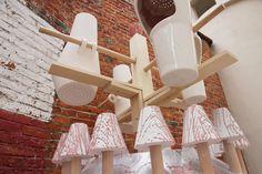 water cups fountain by ariane prin - designboom | architecture