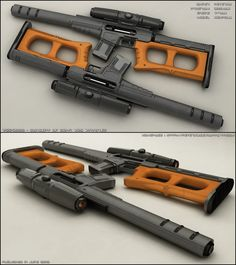 Vss-3000 by peterku.deviantart.com on @DeviantArt