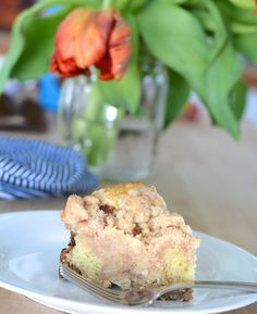 Cappuccino Coffee Cake | The Naptime Chef