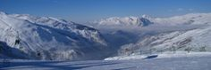 Why I love to ski…: Why I love to ski… Image by me jules When returning home after a ski holiday, the memory… #landscape_photos #love #ski_
