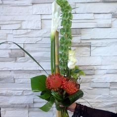 #bouquet #beauty #beautiful #design #creation #love #create #interior #deco #flower #green #modern #zen #green #florale #floraleinc  #exotic