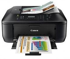 Canon Pixma MX376 Drivers Download Reviews- The Canon PIXMA MX376 All-in-One Printer is a temperate answer for the home office to print, duplicate, filter, and additionally fax. Quick printing at around 8.7 ipm in dark and furthermore 5.0 ipm in shading. Uncomplicated replicating, filtering and furthermore faxing with the totally fused ADF. High determination and …