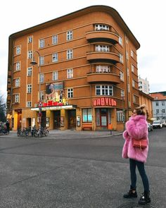 #Berlin | wearing #hm #fauxfur #coat , #ysl #bag via #carrecouture and #balenciaga #boots | Anzeige