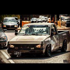 nissan drift truck