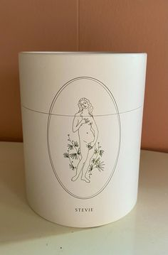 Venus Candle – STEVIE Venus Mythology, Bergamot, Small Gifts, The Cure, Wax, Candles, Objects, Appliances, Gift Ideas