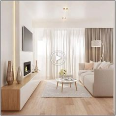 125 gorgeous living room color schemes to make your room cozy page 31 Home Living Room, Interior Design Living Room, Living Room Designs, Living Room Decor, Scandi Living Room, Beige Living Rooms, Interior Livingroom, Bedroom Decor, Living Room Color Schemes
