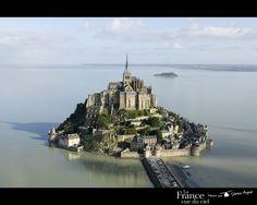 Mont Saint Michel. My dream destination.