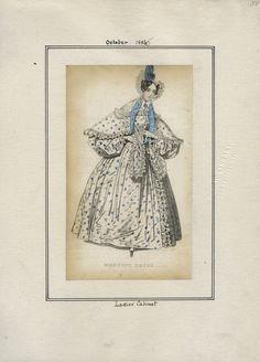 Ladies' Cabinet October 1835 LAPL