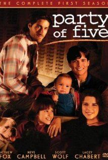 Party of Five - there are only two reasons to watch this: Matt Fox and Neve Campbell... other than than znoresville....
