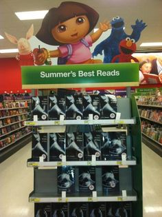 OH NO... Dora the Explorer Loves Fifty Shades of Grey