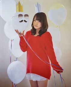 AKB48 Rina Kawaei Self Recommendation on Bomb Magazine - JIPX(Japan Idol Paradise X)
