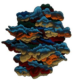 idea...walking on clouds rug...cloudsonthefloor
